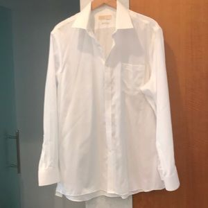 Michael Kors white dress shirt